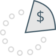 Equity Multiple Icon